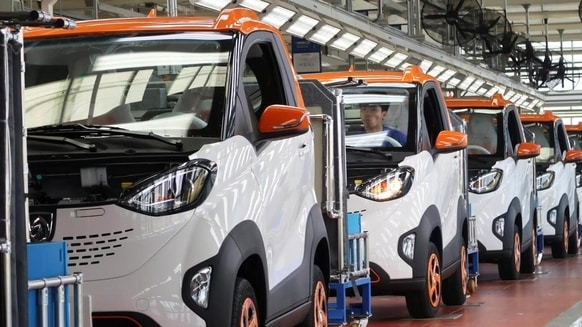 China's electric car