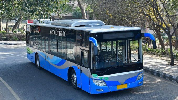 MP Govt to introduce 2,200 electric buses