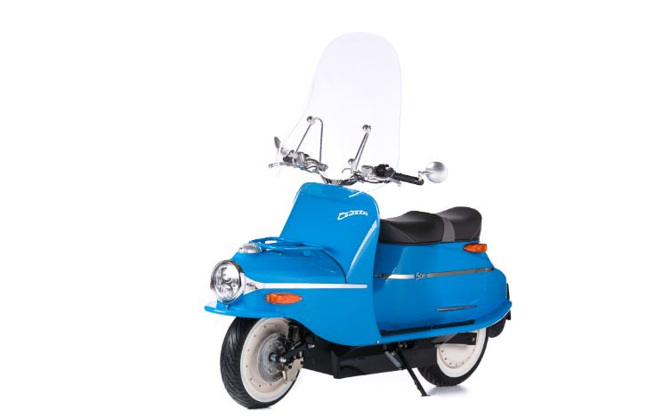 Type 506 electric scooter