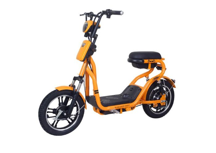 Gemopai electric scooter, Miso